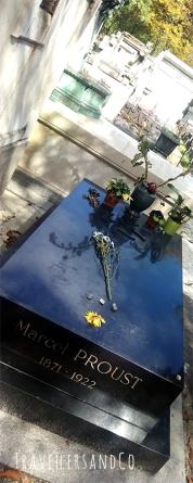 TravellersandCo-cementerio Pere-Lachaise-Marcel Proust