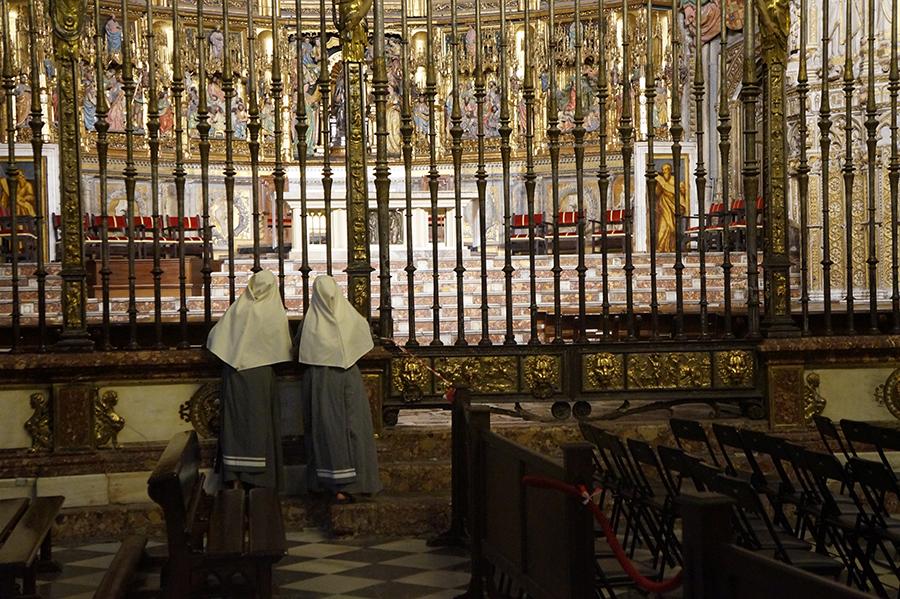 Detalles de la Catedral de Toledo by TravellersandCo