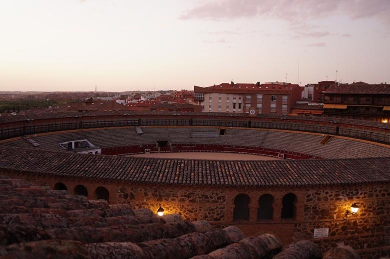 Plaza de toros de Toledo by TravellersandCo
