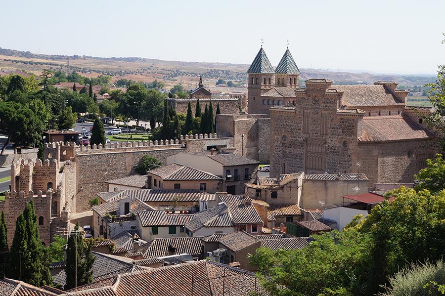 Vistas de Toledo by TravellersandCo
