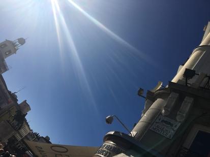 Calle Montera Madrid by TravellersandCo