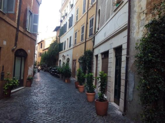 Calles del Trastevere by TravellersandCo-