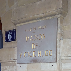 Casa de Victor Hugo. París by TravellersandCo