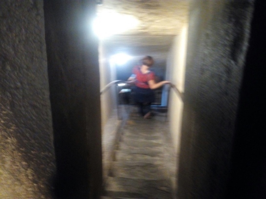 Escaleras Cúpula de Brunelleschi-TravellesandCo