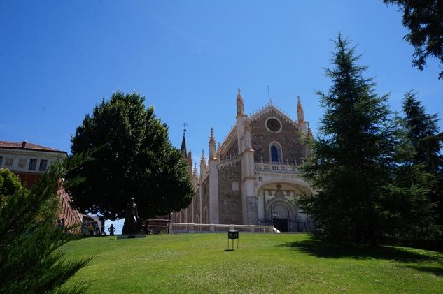 Iglesia de san Jerónimo el Real-Madrid-TravellersandCo