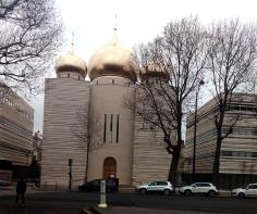 Iglesia Ortodoxa. París by TravellersandCo