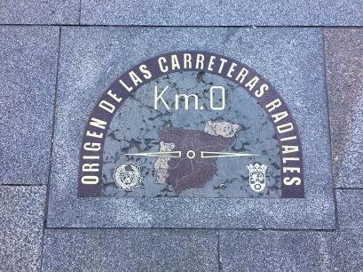 Kilómerto 0 Madrid by TravellersandCo