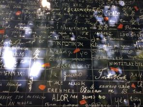 Le mur des je t'aime. París by TravellersandCo