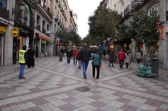 Madrid-Calle-Montera-TravellersandCo