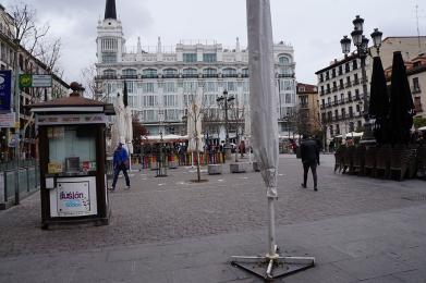 Madrid-Plaza de Santa Ana-TravellersandCo