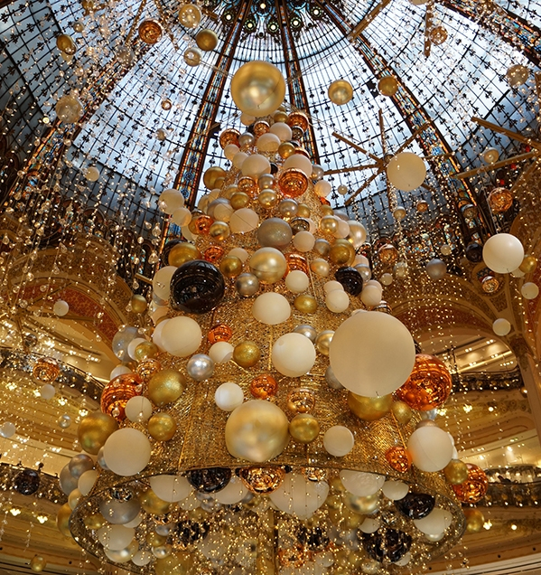 Galerías Lafayette. París by TravellersandCo