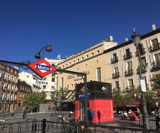 Ópera Madrid by TravellersandCo
