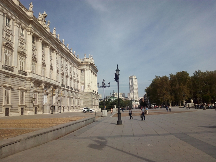 Palacio Real de Madrid- TravellersandCo