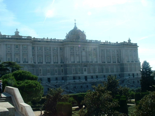 Palacio Real, Madrid by TravellesandCo
