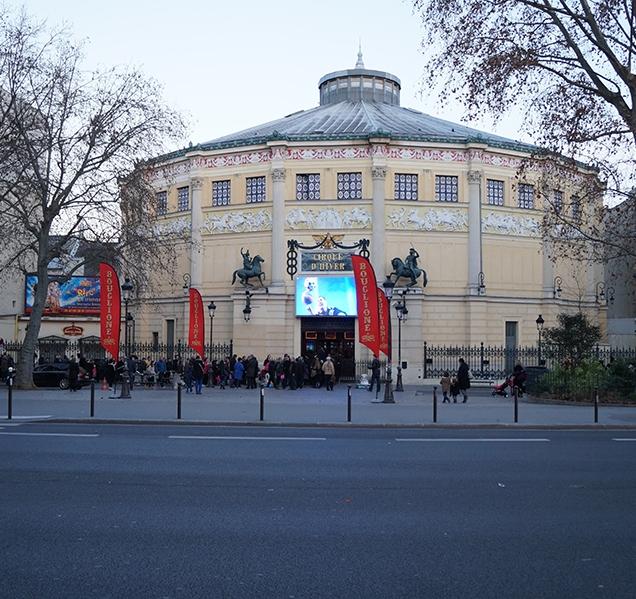 Circo de invierno. París by TravellersandCo