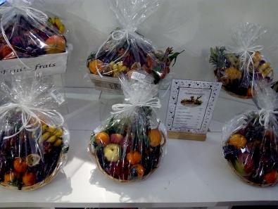 Frutas por Navidad. París by TravellersandCo