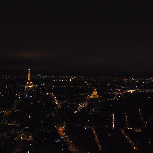 Vistas desde la Torre de Montparsanasse. París by TravellersandCo