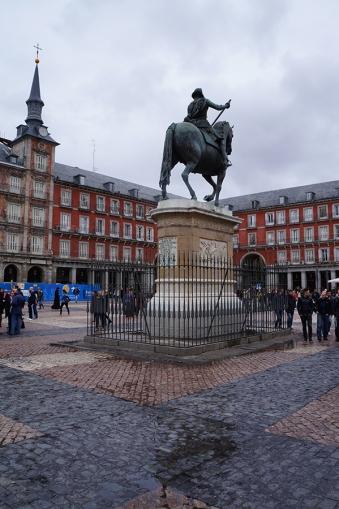 Plaza Mayor de Madrid-TravellersandCo
