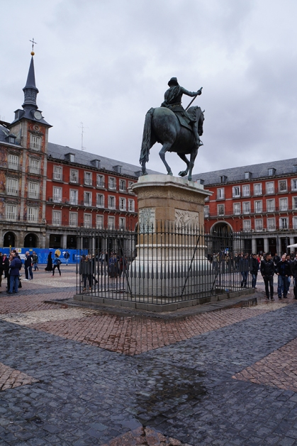 Plaza Mayor de Madrid-TravellersandCo
