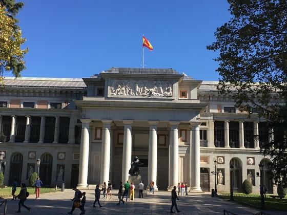 Prado Museum Madrid by TravellersandCo