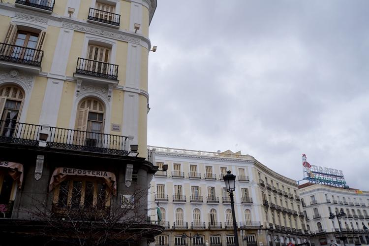 Puerta del Sol-Madrid-TravellerandCo