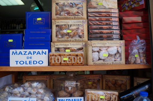 Dulces típicos, Toledo by TravellersandCo