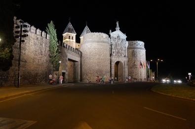 Puerta de Nueva Bisagra, Toledo by TravellersandCo