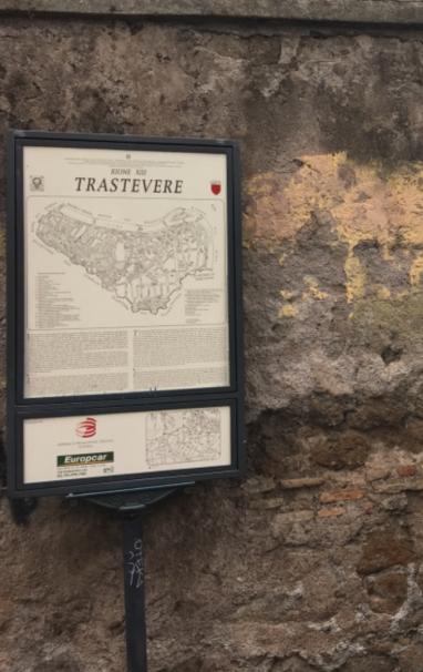 Trastevere by TravellersandCo