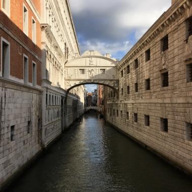 Venecia-Puente de los suspiros-Travellersandco