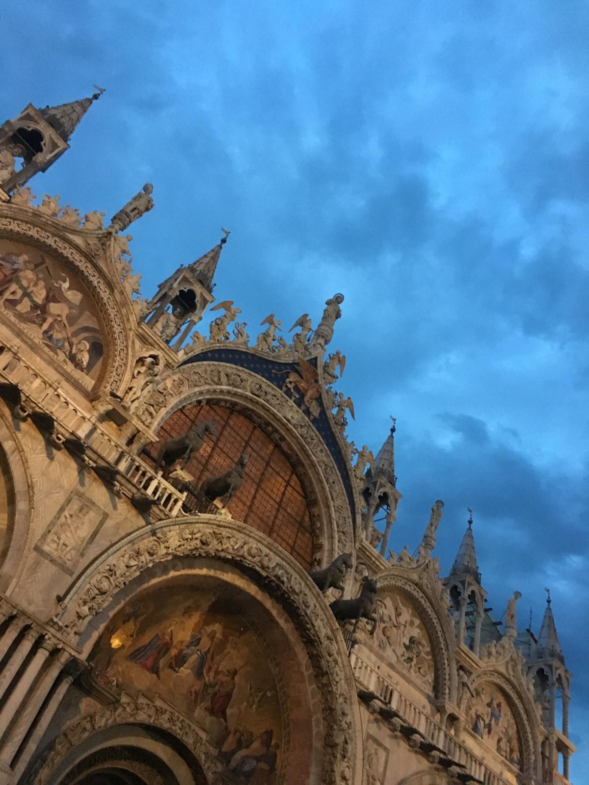 Fin de semana romántico enVenecia