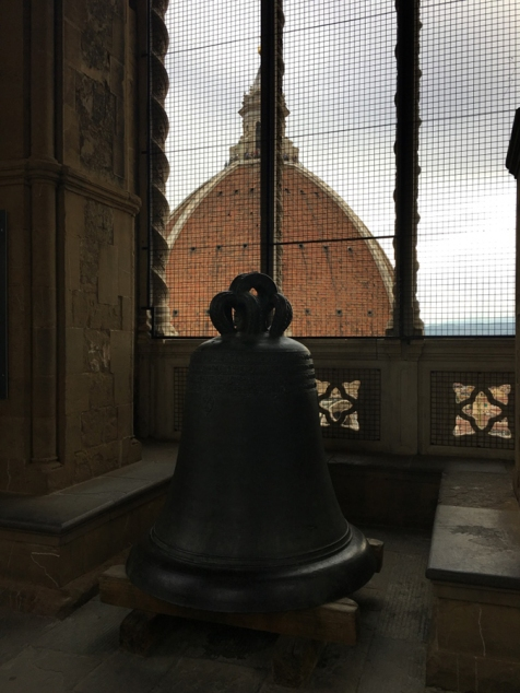 Vistas de Florencia desde el Campanile-TravellersandCo