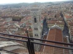 Vistas de Florencia desde la cúpula de Brunelleschi-TravellesandCo
