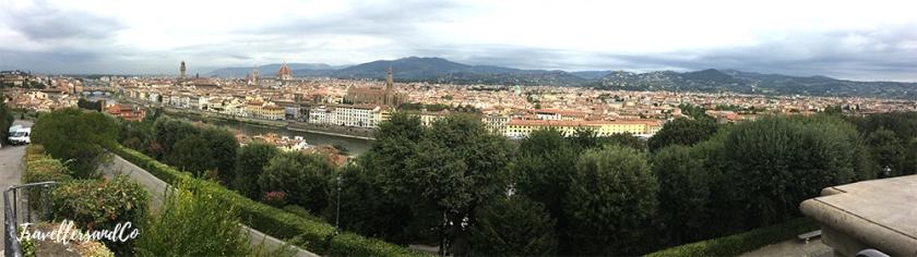 Vistas de Florencia-TravellersandCo