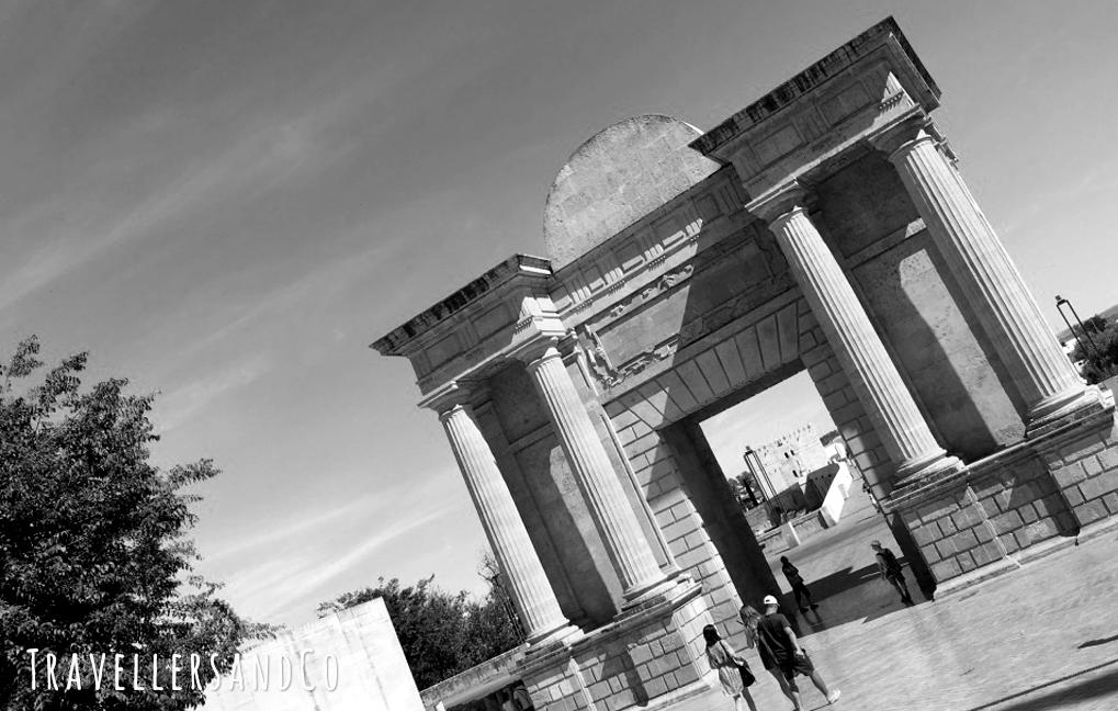 Arco Romano de Cordoba by TravellersandCo.jpg