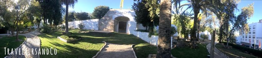 Capilla del Parador de Córdoba by TravellersandCo