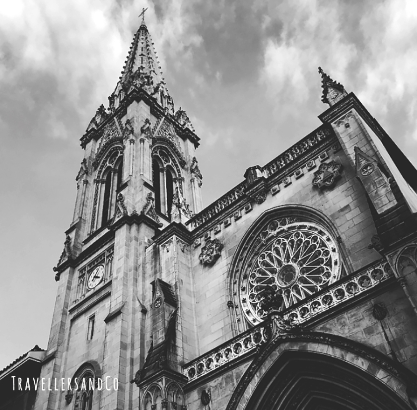 Catedral Gótica de Bilbao by TravellersandCo