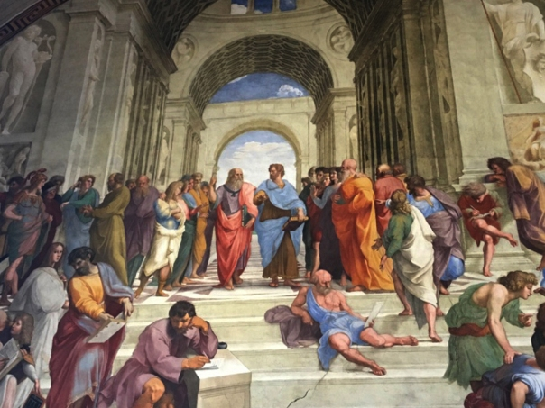 Frescos de Rafael, Vaticano by TravellersandCo