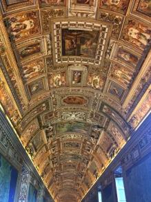 Galería de los Mapas, Vaticano by TravellersnadCo