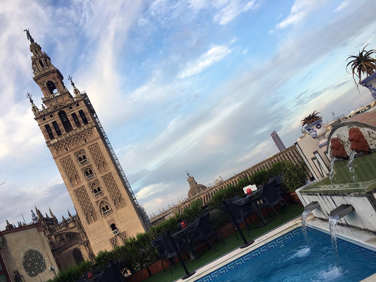 Hotel Doña María, una manera de sentirSevilla