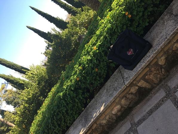 Jardines del Parador de Córdoba by TravellersandCo