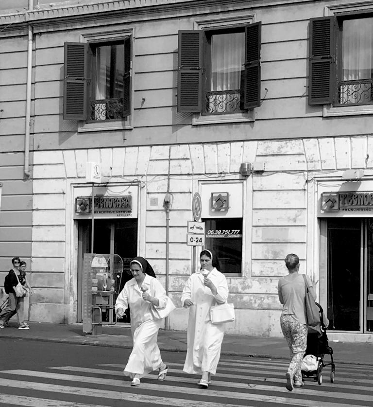 LLegando al Vaticano, Roma by TravellersandCo