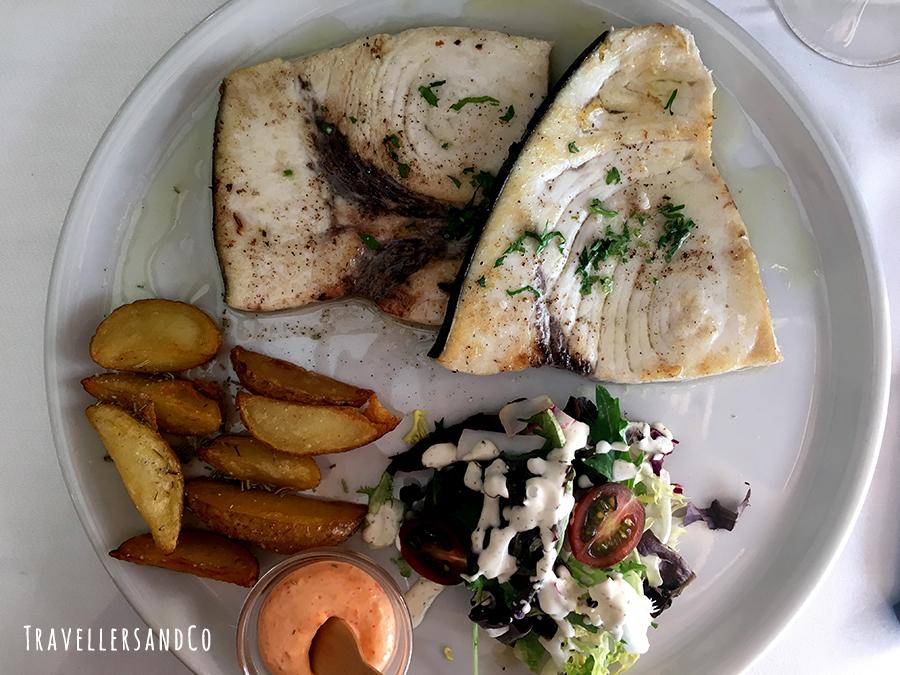 Pez espada Restaurante Palangreros by TravellersandCo