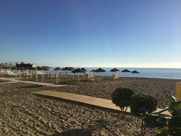 Playa de Fuengirola by TravellersandCo