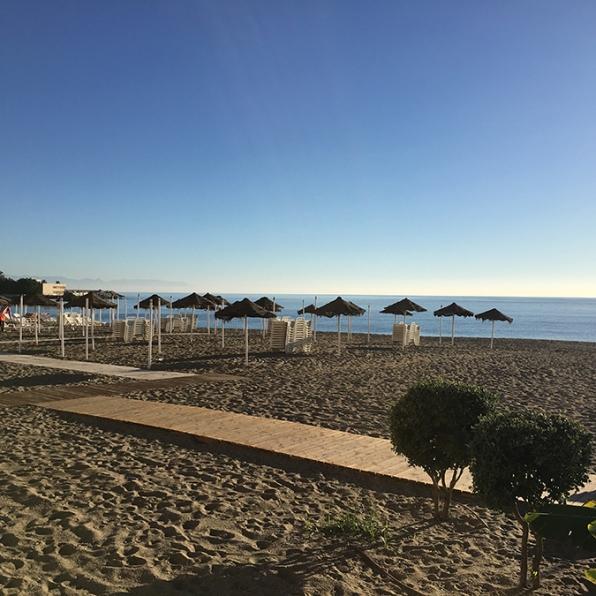 Playa de Fuengirola by TravellersandCo
