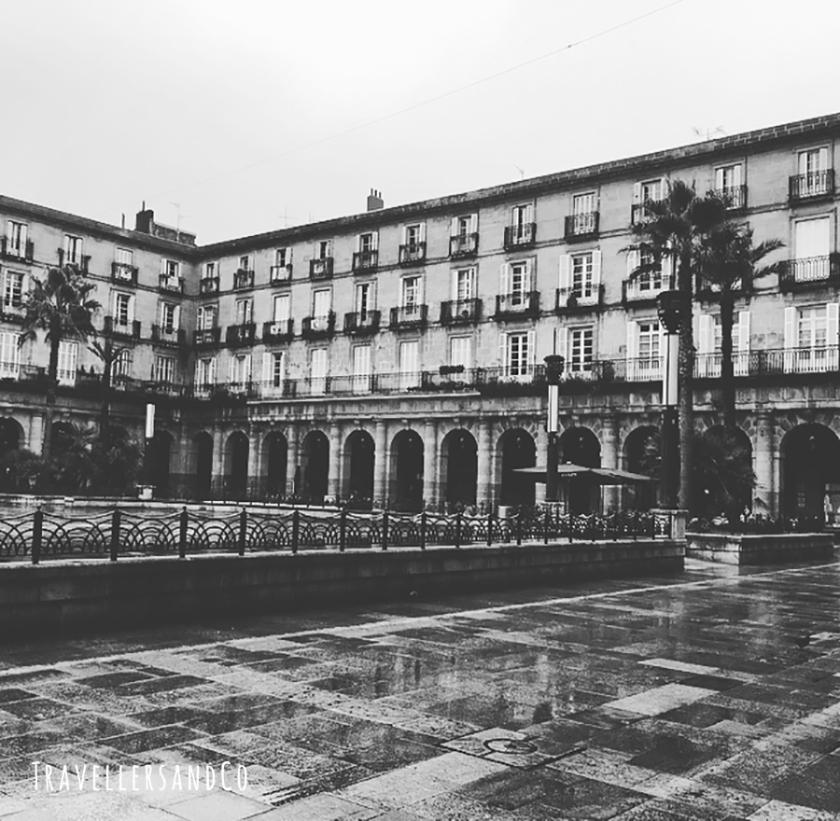 Plaza de Bilbao by TravellersandCo