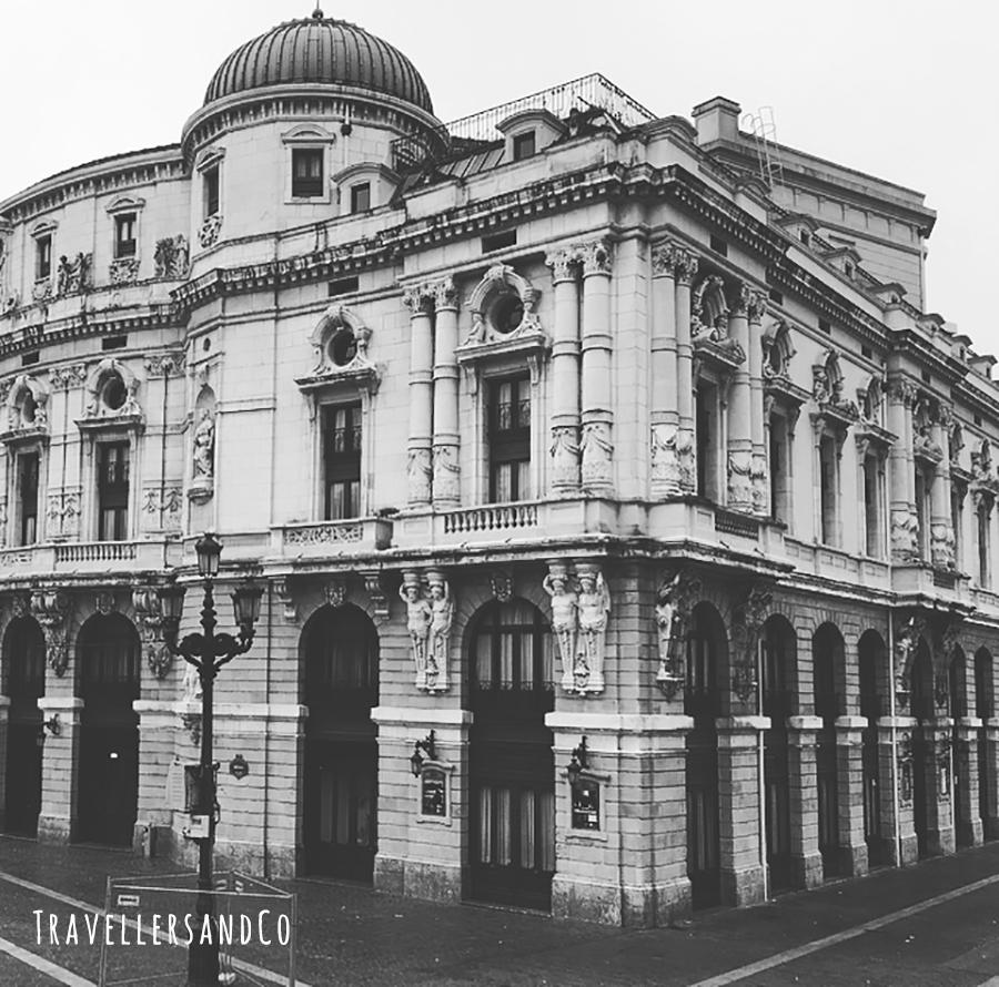 Teatro Arriaga, Bilbao by TravellersandCo