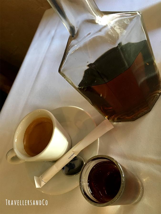 Vino dulce de Frigiliana Restaurante Palangreros by TravellersandCo copia