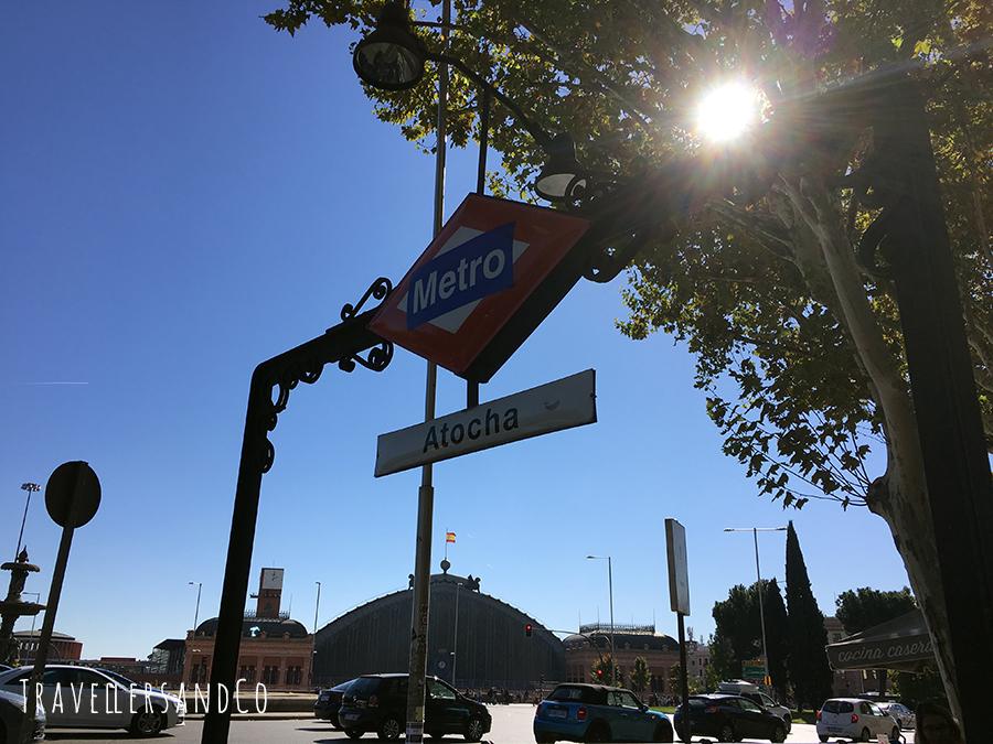 Atocha by TravellersandCo