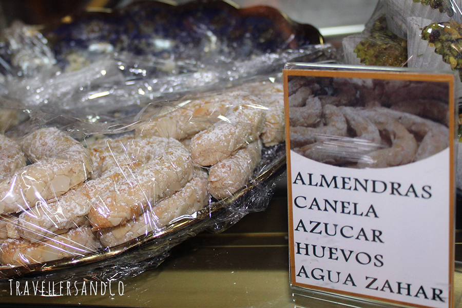 Dulces de almendra arabes by travellersandco