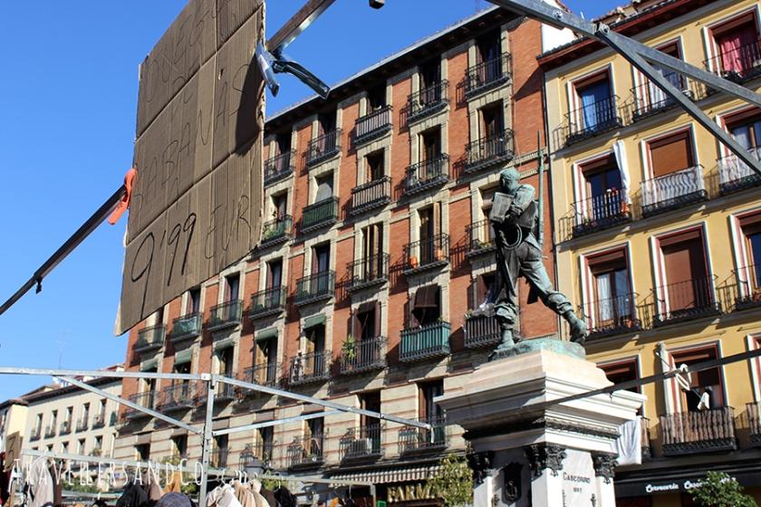 Rastro de Madrid by travellersadnCo